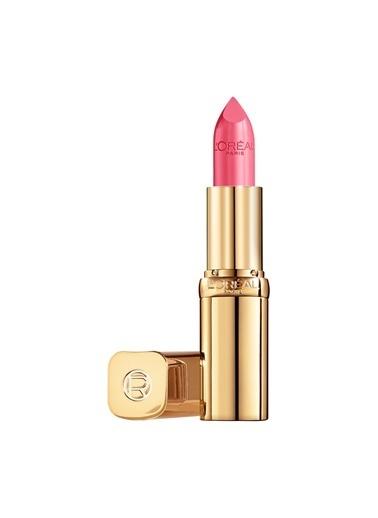 L'Oréal Paris Color Riche Saten Bitişli 143 Numaralı Ruj Pembe